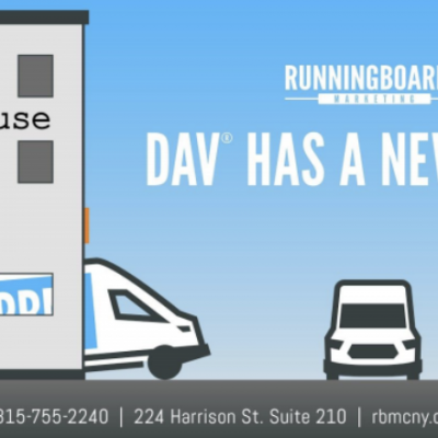 Running Boards Marketing Press Release